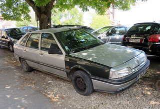 Renault 21 Manager Hatchback | by Spottedlaurel