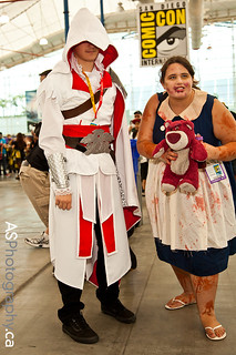 Cosplayers at Comic-con SDCC 2012 | by andreas_schneider