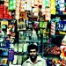 The portrait of an Indian shop keeper #iphoneography #photography #india #Mimbai