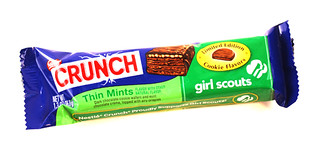 CRUNCH Girl Scouts: Thin Mints | by princess_of_llyr