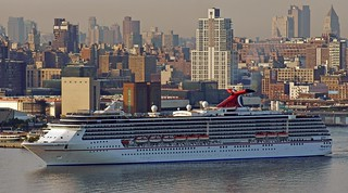Carnival Miracle Arrives In NY | by NJ Photographer