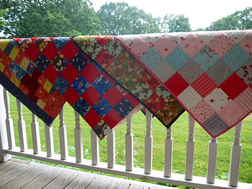 Quilts for kids | by terrabytefarm