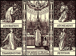 The Four Ends of the Mass | by On Being