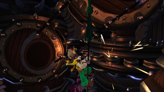 Sly Cooper: Thieves in Time - Climbing | by PlayStation Europe