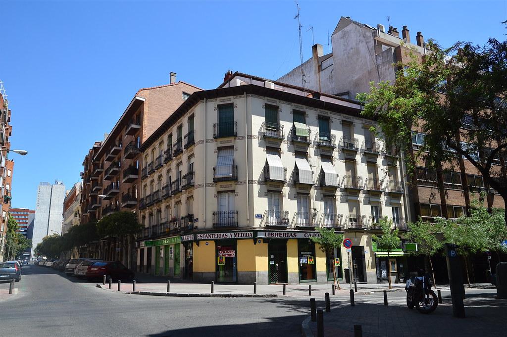 edificio calle galileo esquina con calle mel ndez vald s