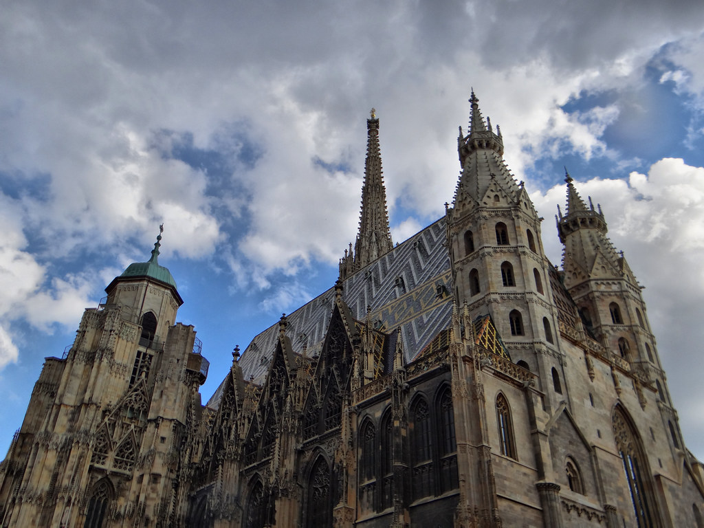 Stephansdom, Vienna Austria