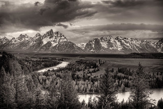 Tetons and the Snake River | by Terry L. Olsen