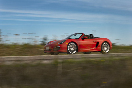 The New Porsche Boxster S | by B. R. Murphy