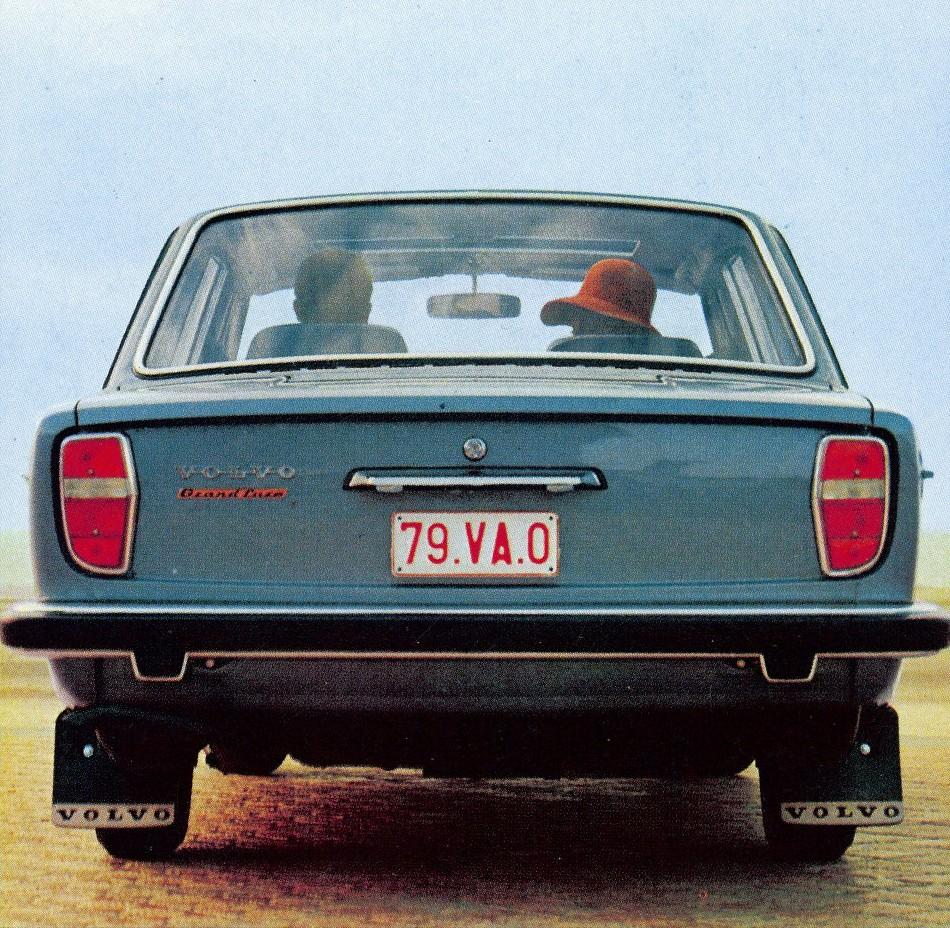 Volvo 144 grande luxe 1970, very rare car   A very rare mode…   Flickr