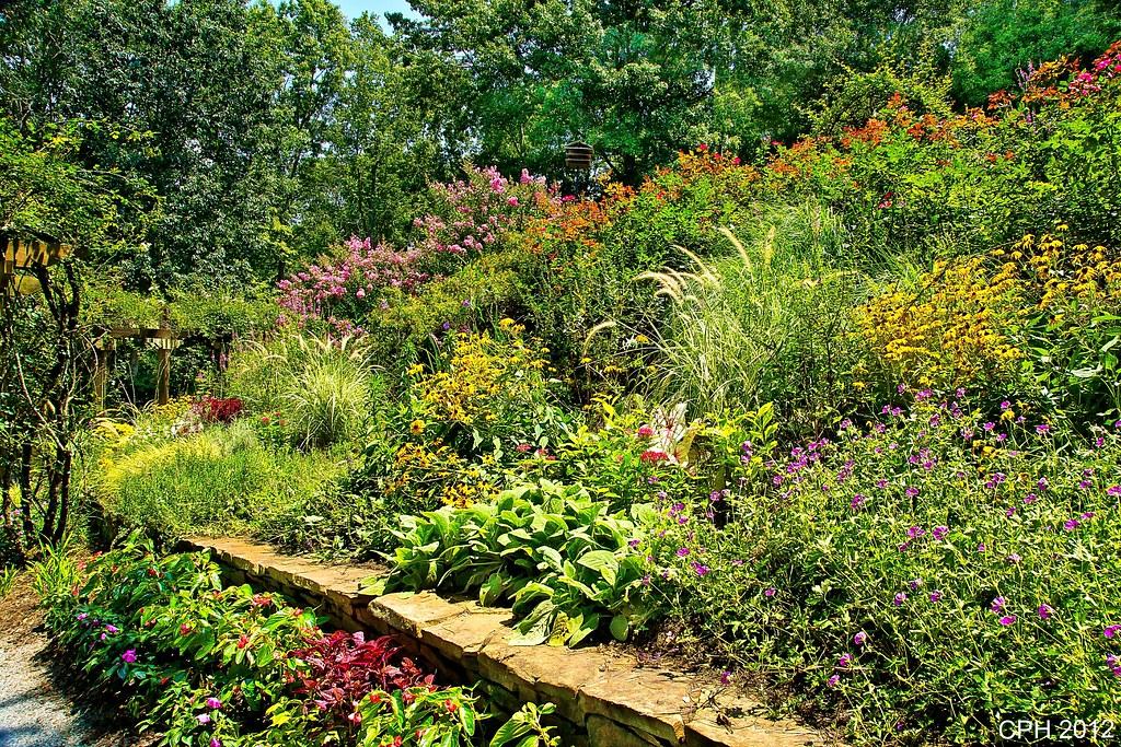 446) Ball Ground GA, Gibbs Gardens - Manor House gardens -…   Flickr