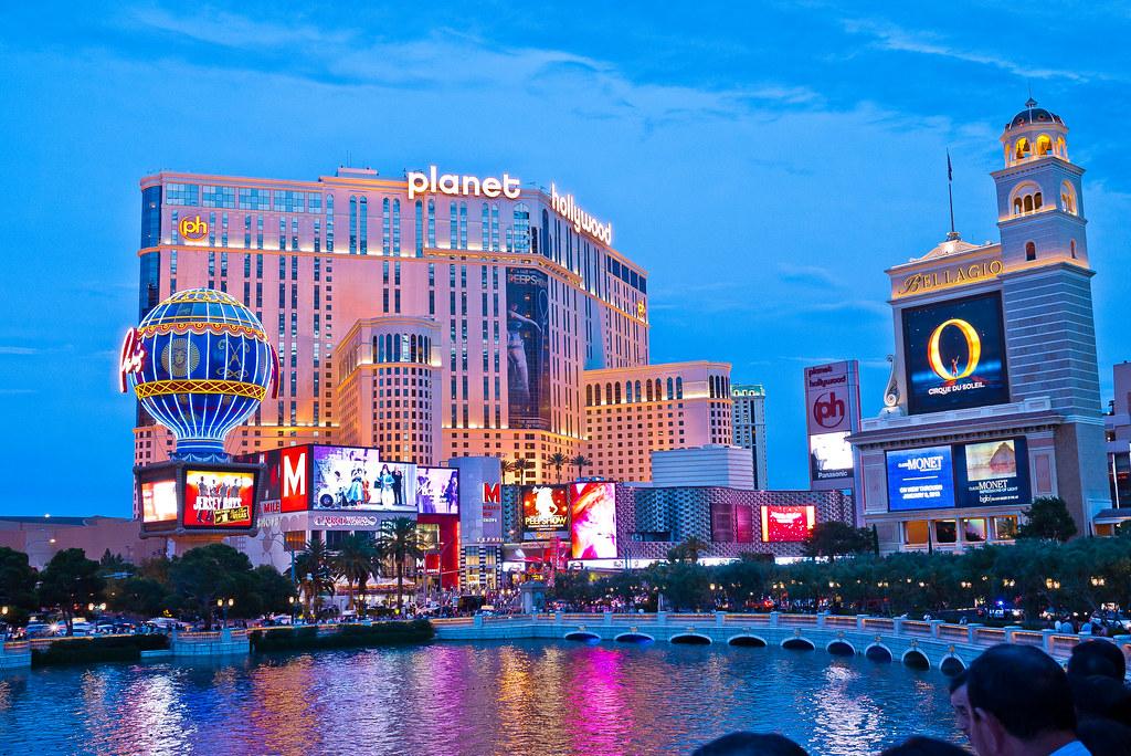 Planet Hollywood In Las Vegas