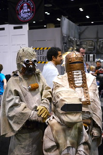 Tusken Raider Family | by Doc_Brown