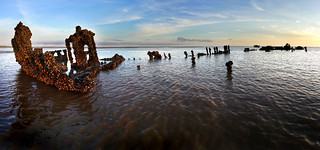 The Ionic Star wreck Formby Point | by frazerweb