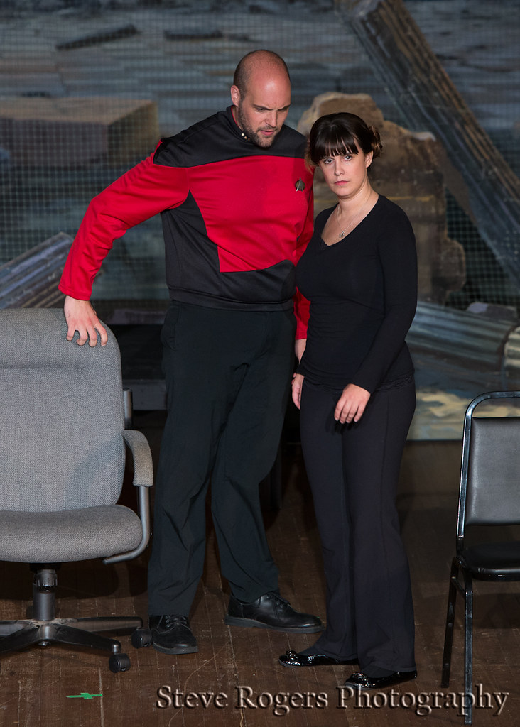 Star Trek: The Next Improvisation peforms at Out Of Bounds ...