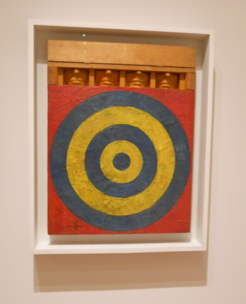 Jasper Johns Colours - Target with Four Faces - at the MOM ...