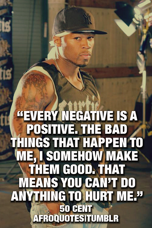 "Quotes 50 Cent Fair Great Quotes From 50 Cent's ""The 50Th Law""  Naeemcallaway  Flickr"