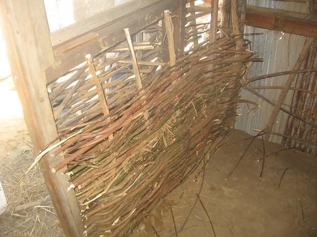 straw wattle machine