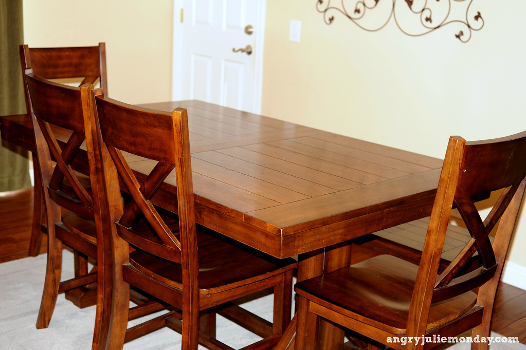 World Market Verona Dining Table Angryjuliemonday Flickr