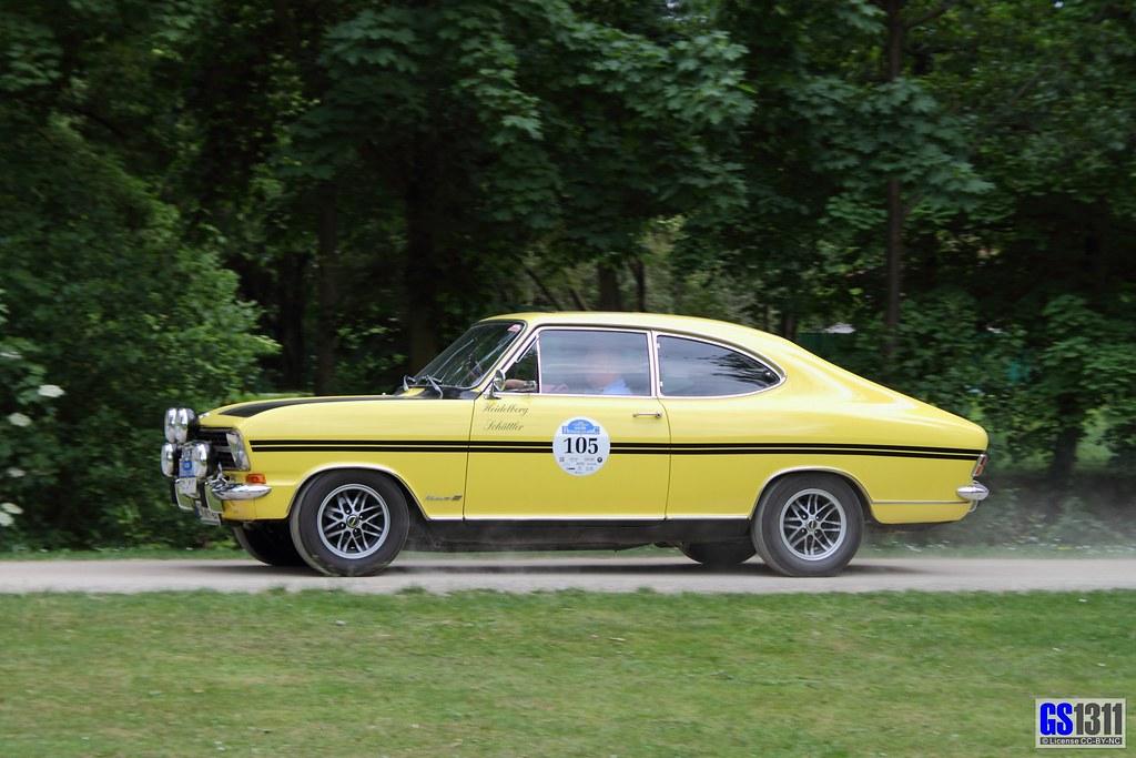1965 1973 Opel Kadett B Sprint 01 The Kadett B Came