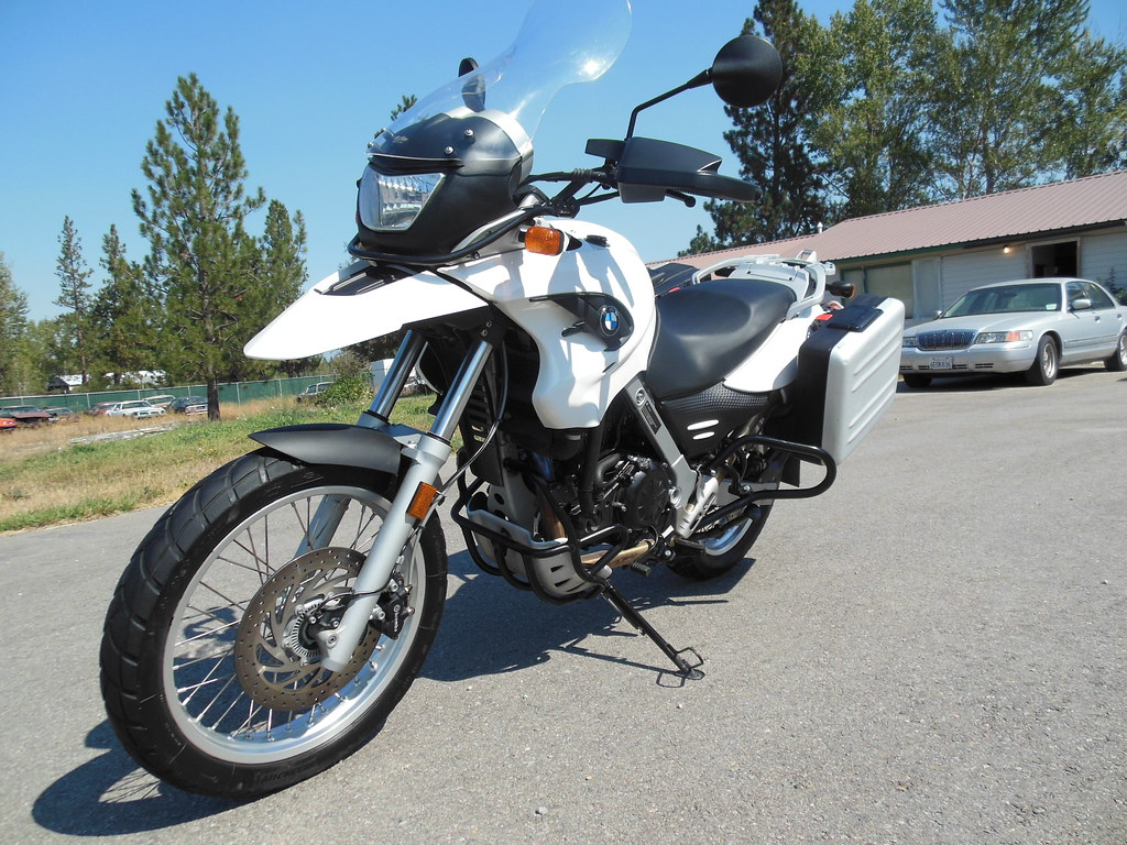 2009 BMW G650GS Police Motorcycle | 2009 BMW Police Issue ...