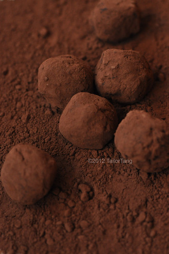 Truffes Au Chocolat | by TailorTang