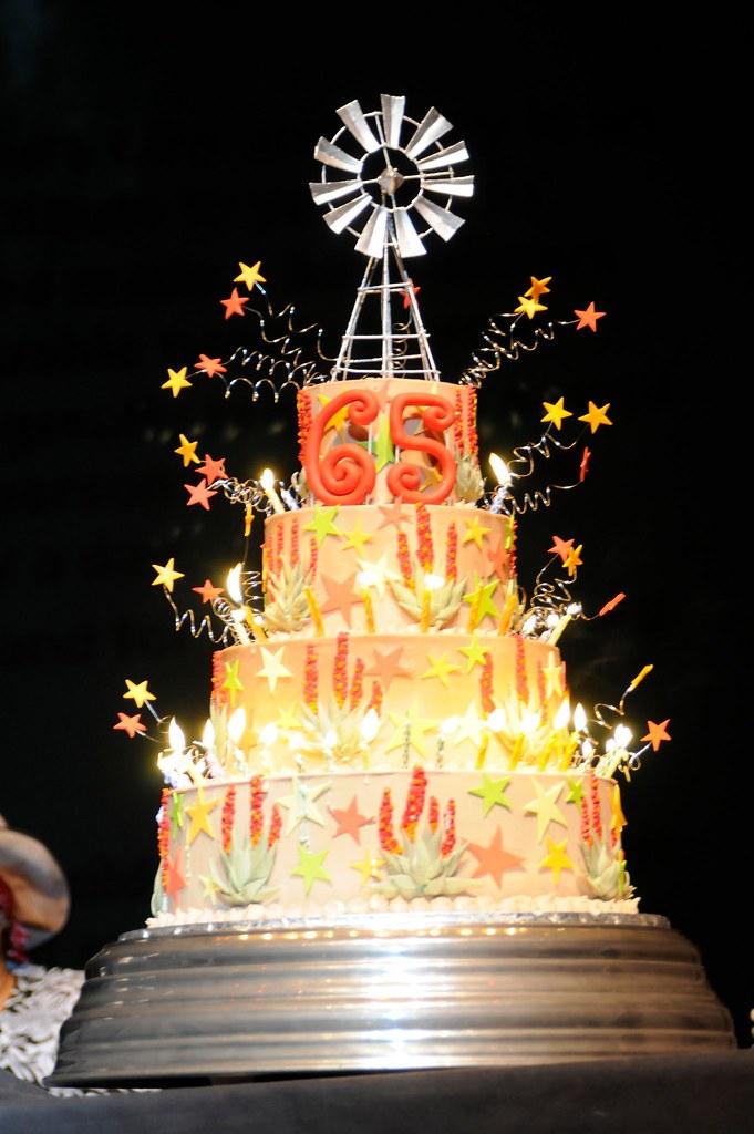 4-tier Wicked Chocolate birthday cake for Prof Jakes Gerwe…   Flickr