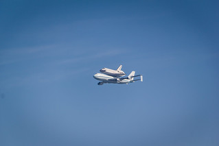 Space Shuttle Endeavour SF 09/21/2012 | by Savagerush