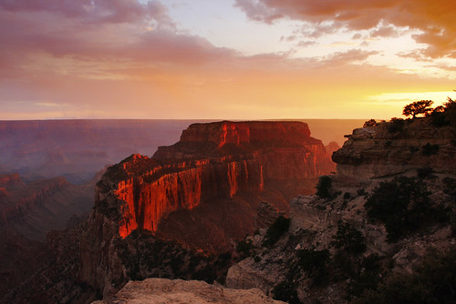 Grand Canyon Sunset (Cape Royale) | by Natures1stLight