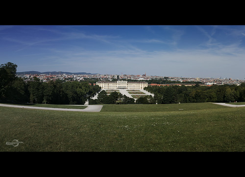 Vienna, Schönbrunn Palace [[Panorama]] | by *Photofreaks*