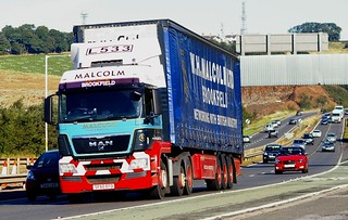 MAN - MALCOLM Logistics Brookfield | by scotrailm 63A