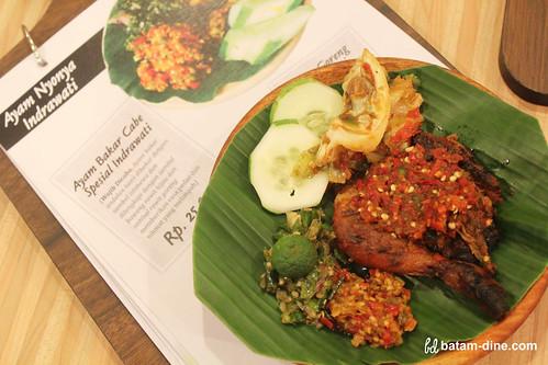 Ayam Bakar Cabe Spesial Indrawati