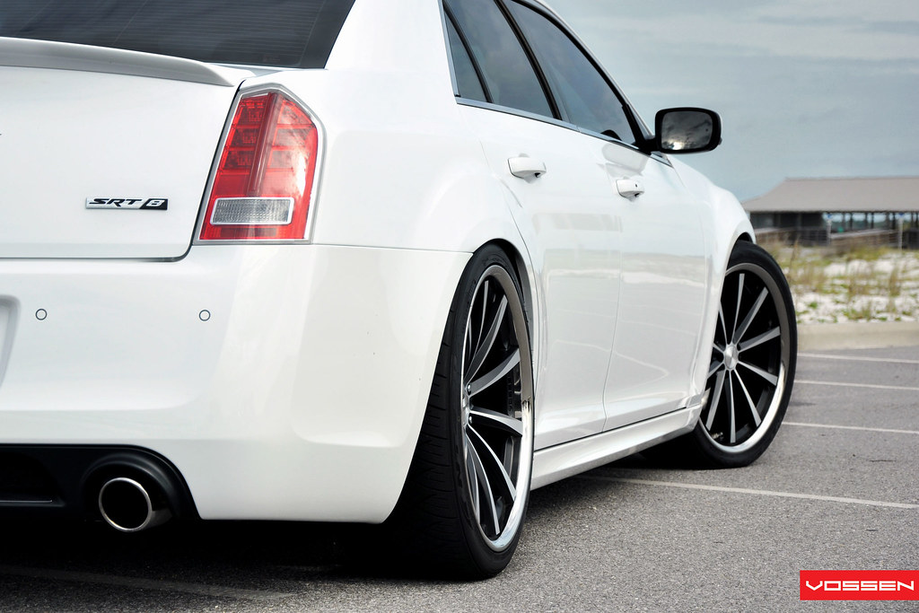 Chrysler 300 Srt8 Vvscv1 Vvs Cv1 Matte Black