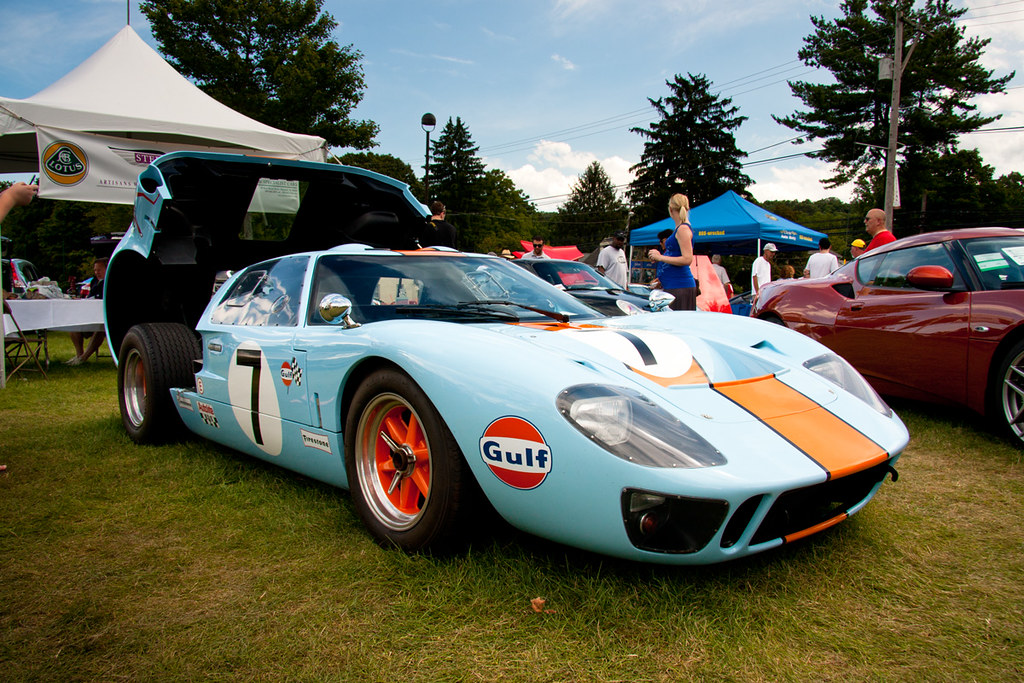 superformance ford gt40 mk2 2012 new hope auto show flickr. Black Bedroom Furniture Sets. Home Design Ideas