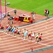 Mens's decathlon 1500m