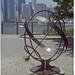 freedom tower from brooklyn heights globe
