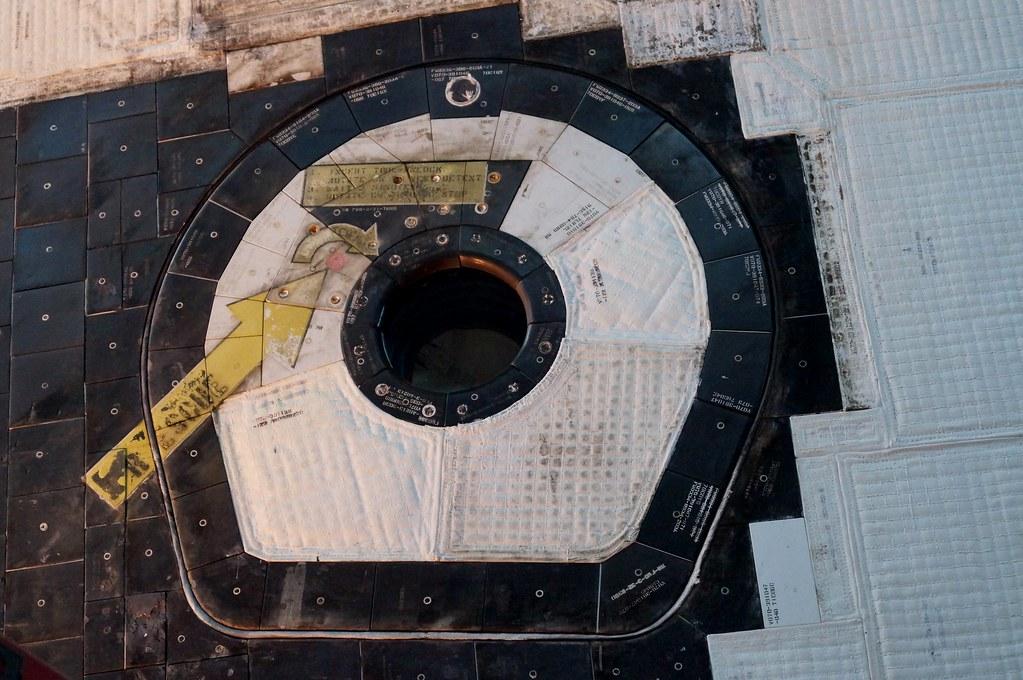 space shuttle b. hatch - photo #8