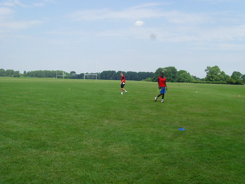 Hackney Marshes during 2012 Games | by bbcworldservice