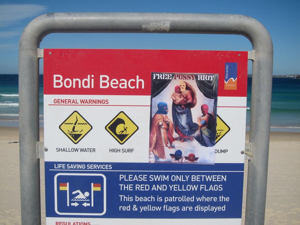 beach bondi pussy at