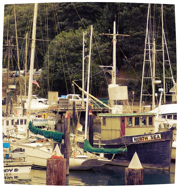 Noyo harbor fort bragg california flickr photo sharing for Fort bragg fishing charters