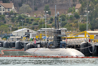 SSN 667, USS Hampton, Los Angeles class, San Diego, California, August 17, 2012 | by Ivan S. Abrams