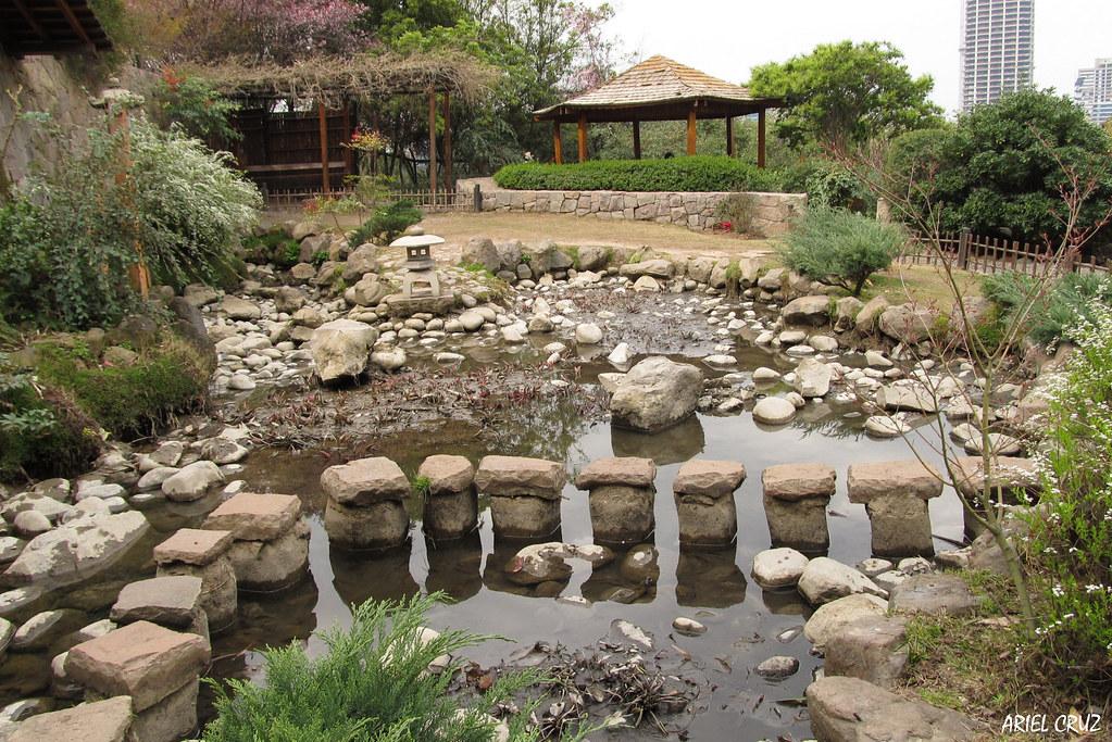 Jard n japon s japanese garden cerro san crist bal for Jardin japones piscina