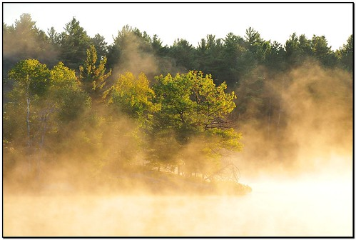 **Island Mist | by A.J.A. Lewison