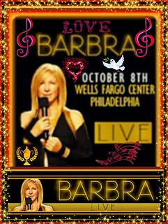 Barbra Streisand Concert Promotion for Brooklyn October 2012. | by aussie228430