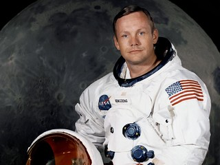 Neil Armstrong | by Kanijoman