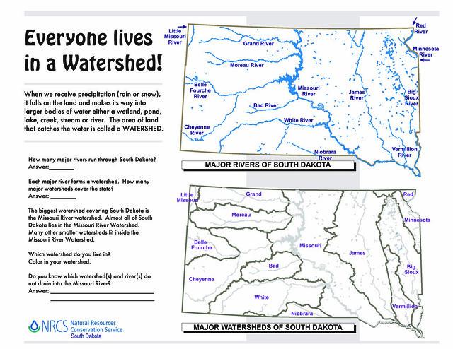 Watershed Worksheet – Watershed Worksheet
