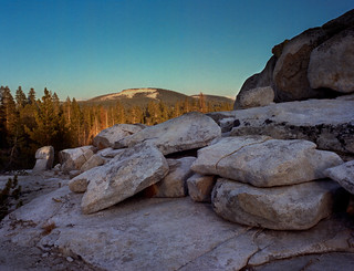 clear sky on shell mountain | by Sequoia!