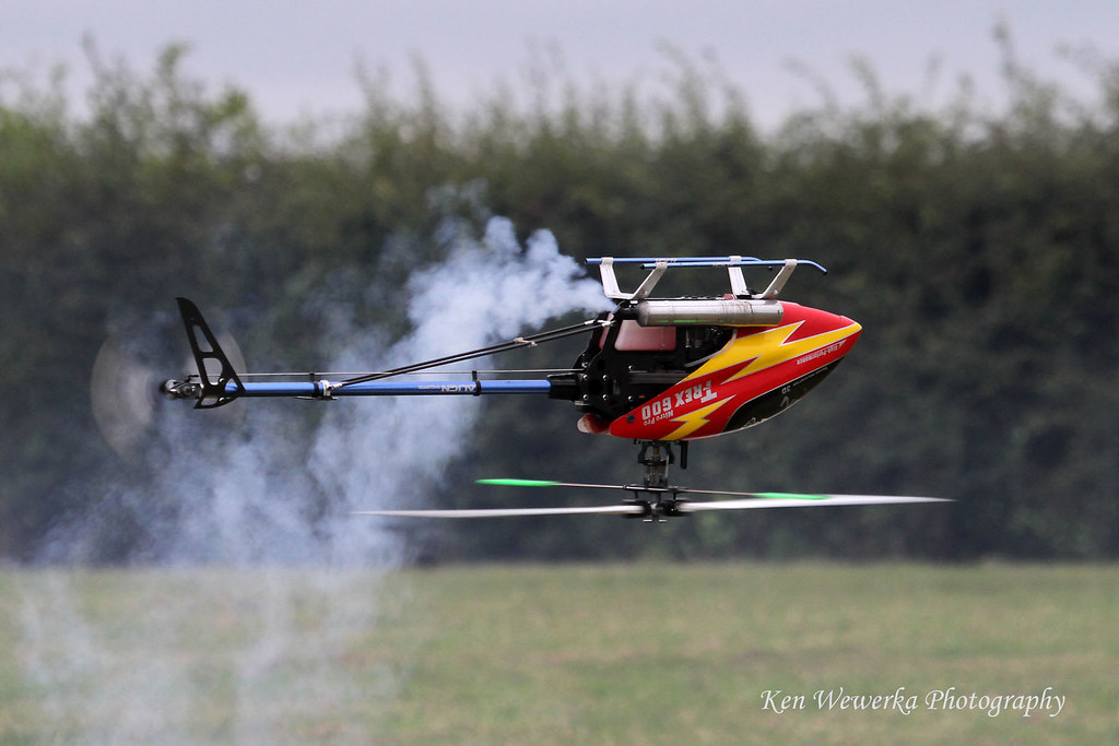 """RC Helicopter """"Fly-In"""" Day"""