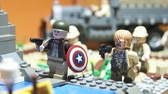 Captain America - The First Avenger - 12 by Film Hero Productions™