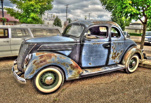1937 Ford Coupe | by dok1