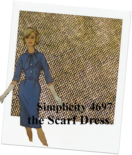 Scarf Dress | by lladybird
